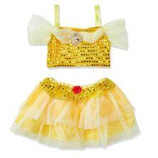 Fantasia-Infantil---Cropped---Disney---Princesas---Bela---Global-Fantasias---P