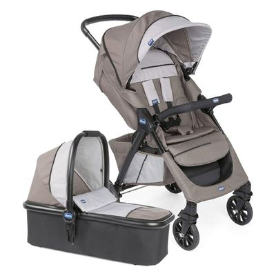 Travel-System-Kwik-One---Moka---Chicco