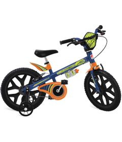 Bicicleta-ARO-16-Superbike-Azul-Bandeirante-3021_frente