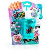 Pote-de-Slime-com-Acessorios-e-Adesivos---Shaker-Colors----Turquesa---Fun