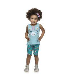 Conjuntinho-Infantil---Regata-Estampada-e-Bermuda---Unicornio---Azul---Kamylus---1