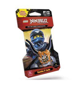 Cartas-Colecionaveis---LEGO-Ninjago---Masters-Of-Spinjitzu---Ninja-Azul---Copag