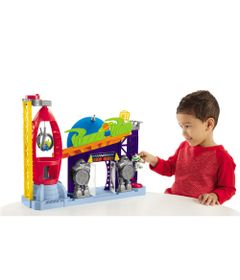 Playset-41-Cm-e-Mini-Figuras---Imaginext---Disney---Toy-Story-4---Pizza-Planet---Fisher-Price