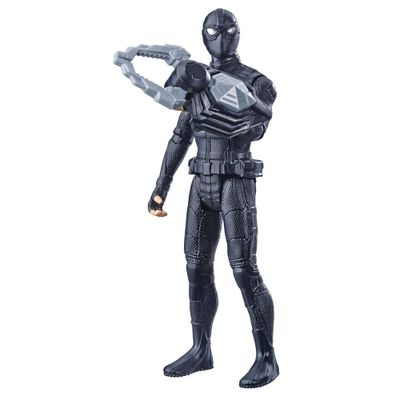 Figura-Articulada-20-Cm---Disney---Marvel---Spider-Man---Longe-de-Casa---Spider-Man-Furtivo---Hasbro