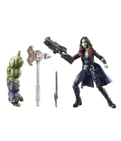 Figura-Articulada---26-Cm---Disney---Marvel---Guardioes-da-Galaxia-Vol.-2---Build-a-Figure---Gamora---Hasbro