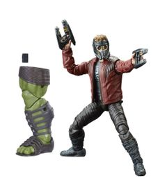 Figura-Articulada---26-Cm---Disney---Marvel---Guardioes-da-Galaxia-Vol.-2---Build-a-Figure---Star-Lord---Hasbro