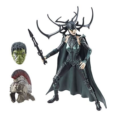 Figura-Articulada---26-Cm---Disney---Marvel---Thor---Ragnarok---Hela---Hasbro