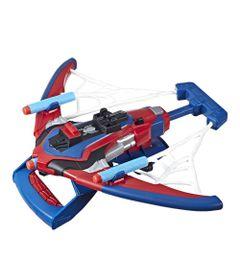 Lancador-de-Dardos---Nerf---Disney---Marvel---Spider-Man---Longe-de-Casa---Spider-Blaster---Hasbro