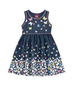 Vestido-estampado-em-Meia-Malha---Borboletas---Azul---Kyly---1