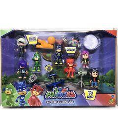 conjunto-de-bonecos-14-pecas-pj-masks-dtc-4663_Frente