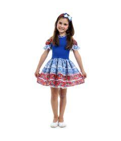 Fantasia-Infantil---Vestidinho-Caipira-Ana-Julia---Sulamericana---P