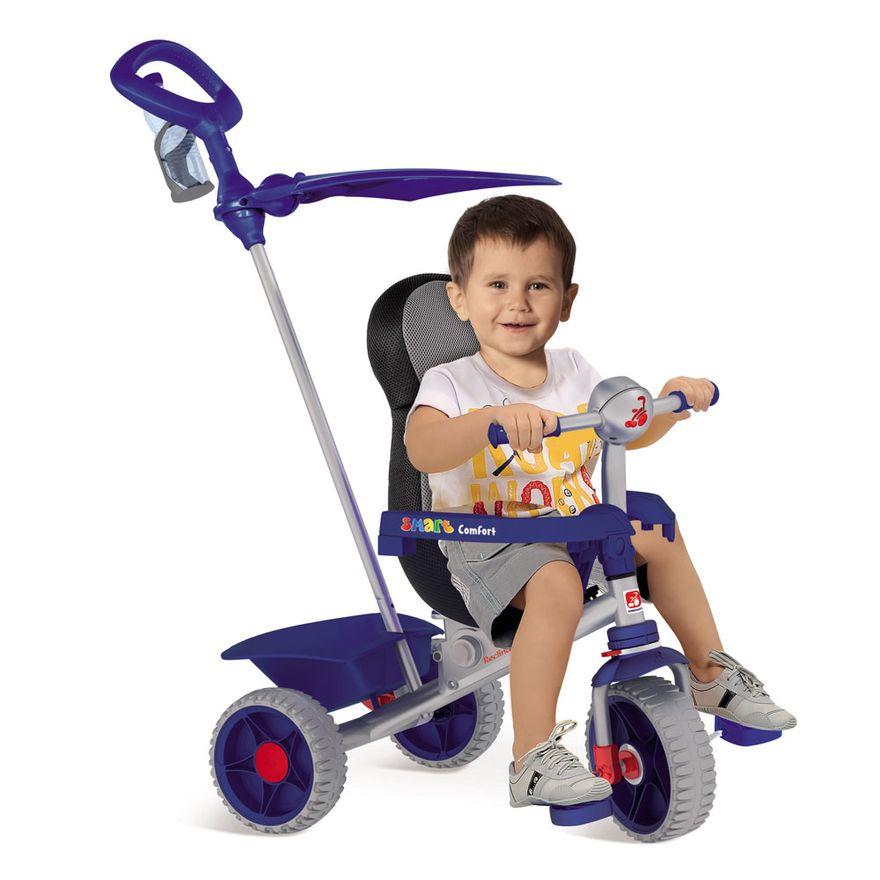 Triciclo-de-Passeio-Smart-Comfort---Azul---Bandeirante_Detalhe2