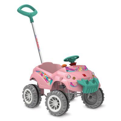 carrinho-smart-de-passeio-e-pedal-baby-cross-rosa-bandeirante-573_Frente