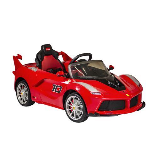 Veículo Elétrico com Controle - 12V - Ferrari Laferrari FXX K - Vermelha - Bandeirante
