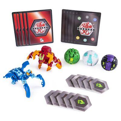 conjunto-figuras-de-batalha-cards-bakugan-ventus-howlkor-e-haos-serpenteze-sunny-2073_detalhe2
