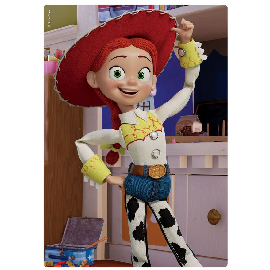 Quebra-Cabeca---60-Pecas---Disney---Toy-Story-4---Jessie---Toyster