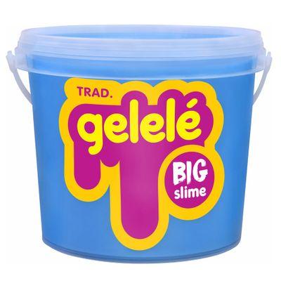 Balde-de-Slime---15-Kg---Gelele---Big-Slime---Cores-Tradicionais---Azul---Doce-Brinquedo