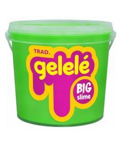 Balde-de-Slime---15-Kg---Gelele---Big-Slime---Cores-Tradicionais---Verde---Doce-Brinquedo