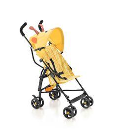 Carrinho-de-Passeio---Boogie-Girafa---Amarelo---Fisher-Price