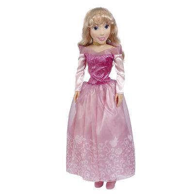 Boneca-Princesa-Disney---78cm---Aurora---Novabrink