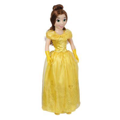 Boneca-Princesa-Disney---78cm---Bela---Novabrink
