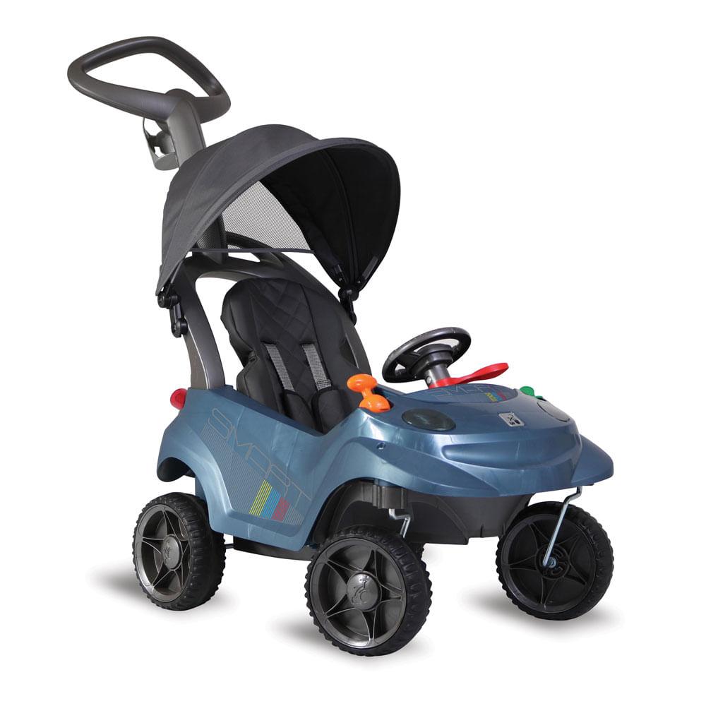 Carrinho de Passeio Smart - Baby Confort - Azul - Bandeirante