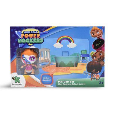 Playset-3D---Mini-Beat-Power-Rockers---Wat---Multikids