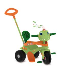 Triciclo-de-Passeio-e-Pedal---Tonkinha---Dino---Bandeirante