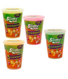Kit-Geleca---Slimy-com-Cheirinho---Frutas---4-Sabores---Toyng