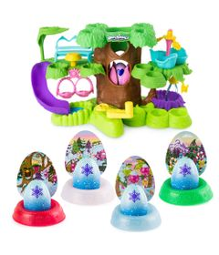 Kit-Mini-Figura-Surpresa---Hatchimals-Hatchibabies---Escolhinha-e-4-Cores-Hatchimals-Mostre-Seu-Brilho---Sunny