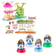 Kit-Mini-Figura-Surpresa---Hatchimals-Hatchibabies---Ilha-Tropical-e-4-Cores-Hatchimals-Mostre-Seu-Brilho---Sunny