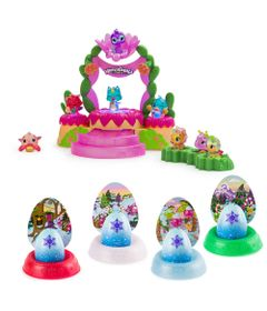 Kit-Playset-e-Mini-Figuras-Surpresa---Hatchimals-Colleggtibles-e-4-Cores-Hatchimals-Mostre-Seu-Brilho---Sunny