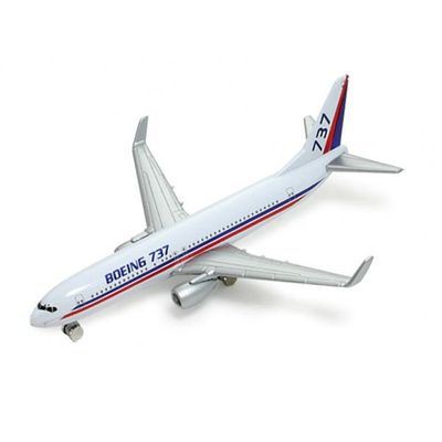Mini-Aviao-Welly---12Cm---Boeing-737---California-Toys