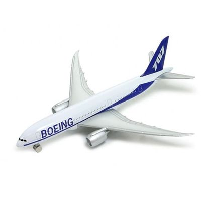 Mini-Aviao-Welly---12Cm---Boeing-787---California-Toys