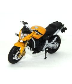 Mini-Moto-Cycle---Escala-1-18---Honda-Hornet-600---California-Toys
