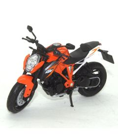 Mini-Moto-Cycle---Escala-1-18---KTM-1290-Super-Duke-R----California-Toys
