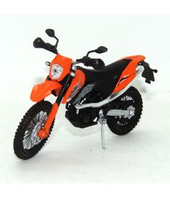 Mini-Moto-Cycle---Escala-1-18---KTM-690-Enduro---California-Toys
