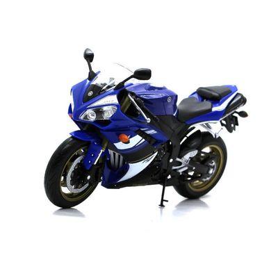 Mini-Moto-Welly---Escala-1-10---Yamaha-YZF-R1--California-Toys