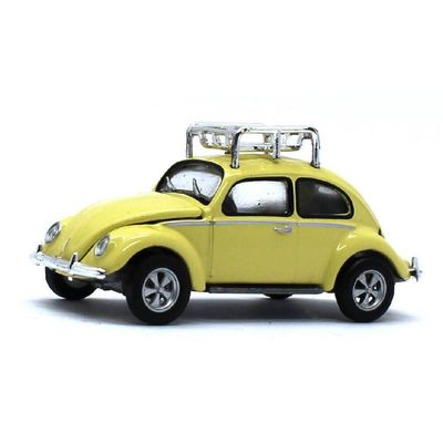 Mini-Veiculo-Collectibles64---Escala-1-64---Fusca-Roof---California-Toys