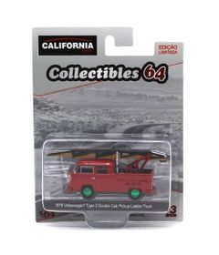 Mini-Veiculo-Collectibles64---Escala-1-64---Ladder-Truck-GM---California-Toys