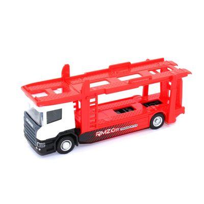 Mini-Veiculo-JR-Truck---Escala-1-32---Caminhao-Cegonheira---Califonia-Toys