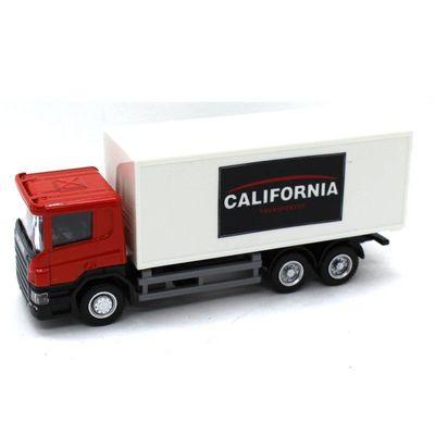 Mini-Veiculo-JR-Truck---Escala-1-32---Caminhao-de-Transporte---Califonia-Toys