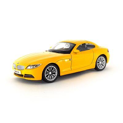 Mini-Veiculo-Junior---Escala-1-43---BMW-M5---Amarelo---California-Toys