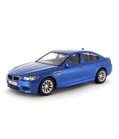 Mini-Veiculo-Junior---Escala-1-43---BMW-M5---Azul---California-Toys