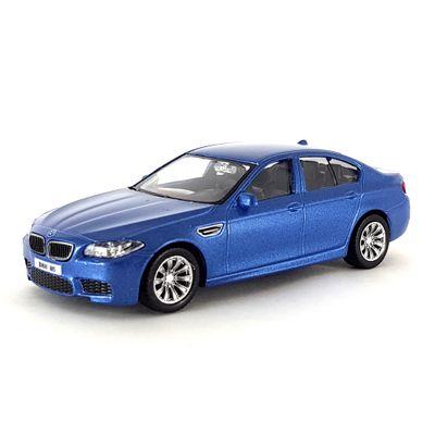 Mini-Veiculo-Junior---Escala-1-43---BMW-M5---Azul---California-Toys