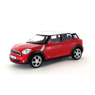 Mini-Veiculo-Junior---Escala-1-43---Mini-Cooper-S-Countryman---Vermelho---California-Toys