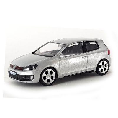 Mini-Veiculo-Junior---Escala-1-43---Volkswagen-Golf-GTI---Prata---California-Toys