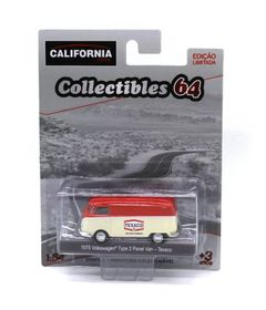 Mini-Veiculo-Collectibles64---Escala-1-64---Texaco---California-Toys