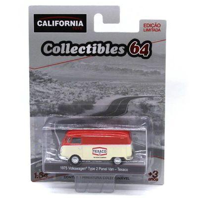 Mini-Veiculo-Collectibles64---Escala-1-64---Texaco---California-Toys