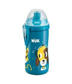 Copo-de-Treinamento-Anti-Vazamento---Junior-Cup---Cachorro-com-Fone---Nuk_Frente